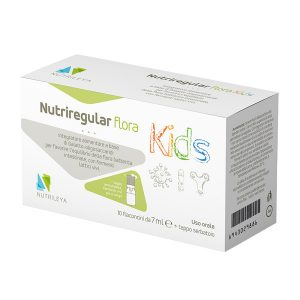 Nutriregular flora kids