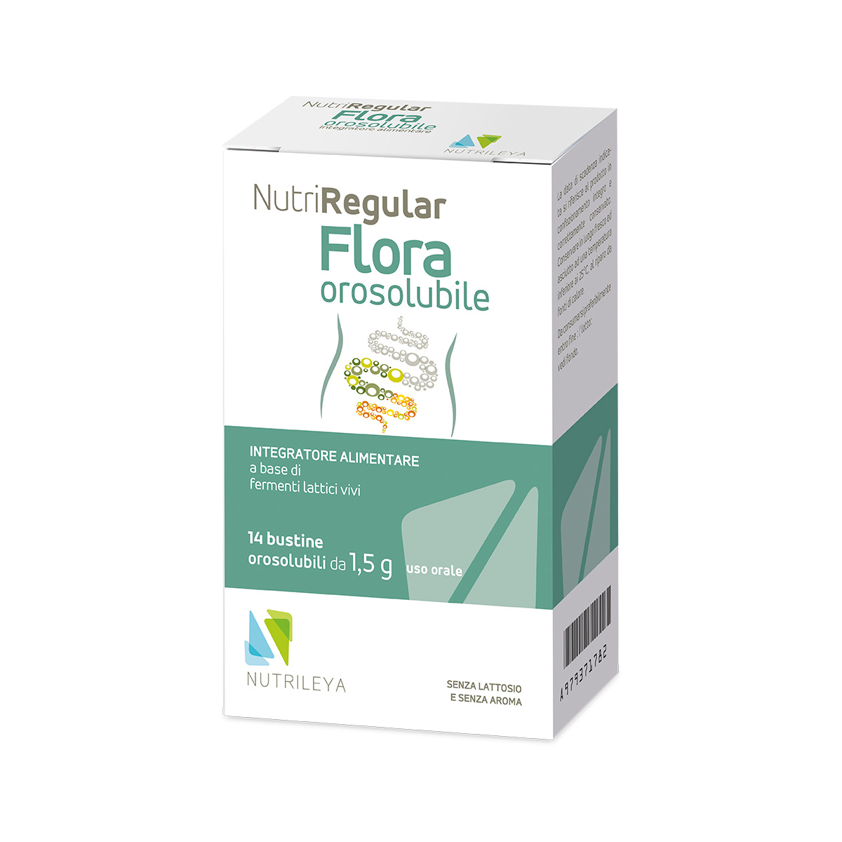 nutriregular flora orosolubile