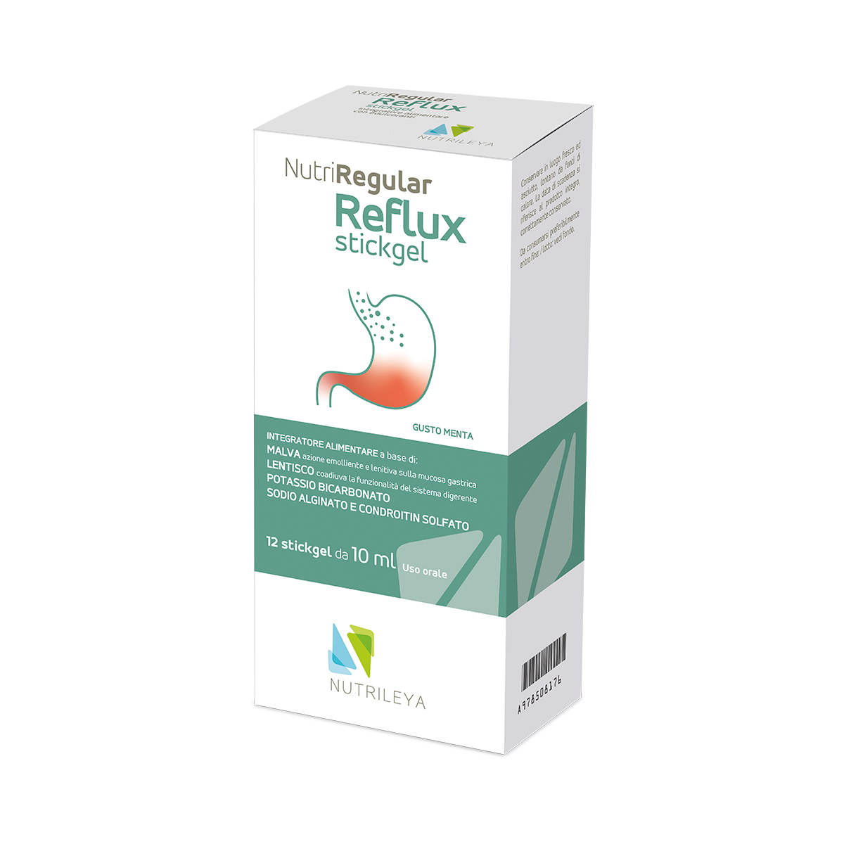 nutriregular reflux stickgel